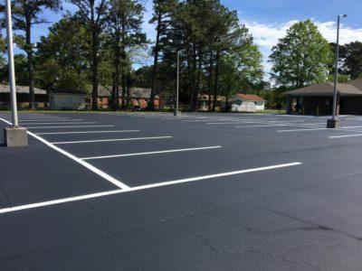 Raleigh North Carolina Asphalt and Concrete Repair